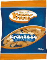 HELLMA Erdnüsse/70102079 Inh. 100x 25 g