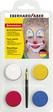 EBERHARD FABER Schminkkreide Schminkfarbe 4er Set Clown