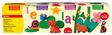 EBERHARD FABER Spielknete 4er Set Sonderfarben