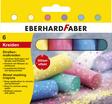 EBERHARD FABER Straßenmalkreide EFA 6er Kartonetui