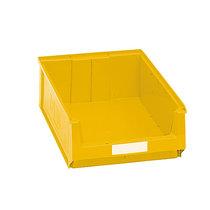 Sichtlagerkasten aus Polyethylen - Inhalt 16 l, VE 14 Stk
