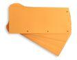 ELBA Trennstreifen, Karton, farbig