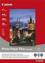 Canon Plus Fotopapier /SG201 A4 weiß 260g Inh. 20 Blatt