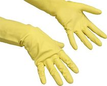 vileda® Handschuhe Contact/101016 100538 gelb 7/ S