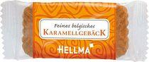 HELLMA Karamellgebäck/70000105 einzeln verpackt Inhalt 300 Stück