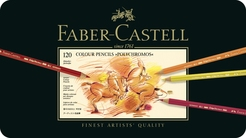 Faber-Castell 120er Etui Künstlerfarbstift POLYCHROMOS®