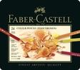 Faber-Castell 24er Etui Künstlerfarbstift Polychromos