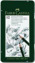 Faber-Castell Art Set Bleistift CASTELL® 9000