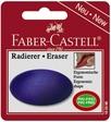 Faber-Castell Blisterkarte Radierer KOSMO mini