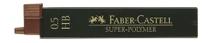 Faber-Castell Feinmine SUPER-POLYMER 0,5 HB