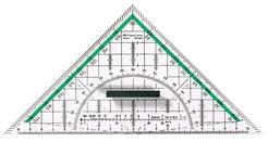 Faber-Castell Geodreieck groß