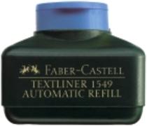 Faber-Castell Nachfülltinte 1549 AUTOMATIC REFILL blau