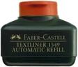 Faber-Castell Nachfülltinte 1549 AUTOMATIC REFILL orange
