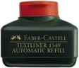 Faber-Castell Nachfülltinte 1549 AUTOMATIC REFILL rot