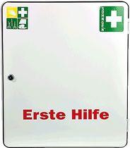 SÖHNGEN® Verbandschrank PARIS/5001006, weiß, DIN 13169; B402 x H462 x T112 mm