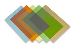 Fellowes® Deckblatt