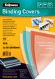 Fellowes® Deckblatt transparent medium