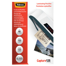 Fellowes® Laminierfolie Capture 125 Mikron