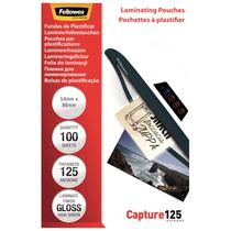 Fellowes® Laminierfolie Capture 125 Mikrons