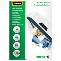 Fellowes® Laminierfolie Impress 100 Mikron