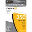 Fellowes® Laminierfolien Value Pack Capture 125 Mikron