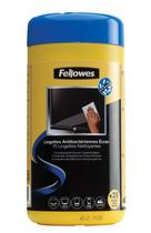 Fellowes® Oberflächen Reinigungstücher antibakteriell