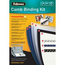 Fellowes® Plastikbindung Premium Kit