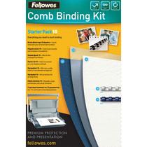 Fellowes® Plastikbindung Starter Kit