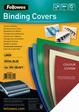 Fellowes® Präsentationsdeckblatt Linen