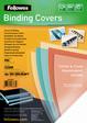 Fellowes® Präsentationsdeckblatt PVC