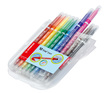 "Filzstift und Fineliner in einem STABILO® Trio® 2 in 1 Etui ""Upgrade"""
