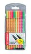 Fineliner / Premium-Faserschreiber STABILO® point 88® / Pen 68 Etui
