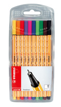 Fineliner STABILO® point 88® Etui