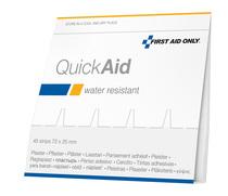 First Aid Only QuickAid Nachfüllpack Wasserfeste Pflaster