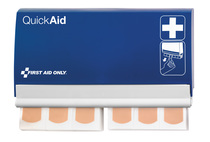 First Aid Only QuickAid Pflasterspender Wasserfest