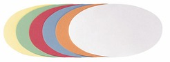 Franken Moderationskarte Oval