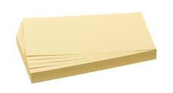 Franken Moderationskarte, Rechteck