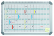Franken Multifunktionstafel EuroLine® 5000