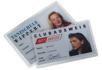 GBC® Heißlaminier-Folientasche CardPouch