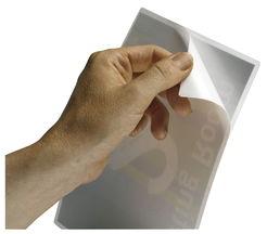 GBC® Heißlaminier-Folientasche Peel'nStickPouch glänzend