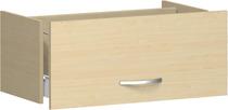 Geramöbel Hängeregistraturschublade 1 OH für Korpusbreite 800 Ahorn Mailand