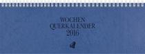 Glocken Querkalender Querterminbuch