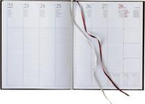 GÜSS® Buchkalender Manager-Timer
