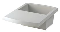 HAN Deckel mit Abfallmulde für Papierkorb LOGO-DRIVE, 5 Liter