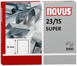 Heftklammer für Büroheftgerät NOVUS 23 / 15 Super