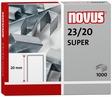 Heftklammer für Büroheftgerät NOVUS 23 / 19 Super