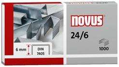 Heftklammer für Büroheftgerät NOVUS 24 / 6 DIN