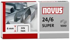 Heftklammer für Büroheftgerät NOVUS 24 / 6 DIN Super