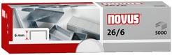Heftklammer für Büroheftgerät NOVUS 26 / 6