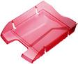 Briefkorb, Sortierkorb DIN A4 bis C4, stapelbar, rot